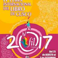 IV Feria Internacional del libro FIL Cusco 2017