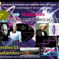 """Seminario: """"La Mujer Hacia el Limite de la Ciencia"""""""