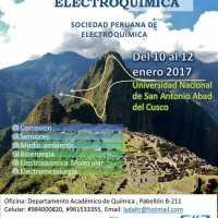 II WORKSHOP DE ELECTROQUÍMICA