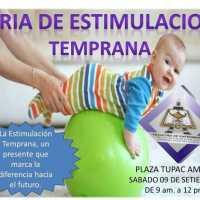 FERIA DE ESTIMULACION TEMPRANA