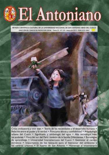 Revista El Antoniano Nº 129
